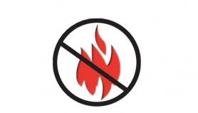 Οδηγίες πρόληψης από φωτιά